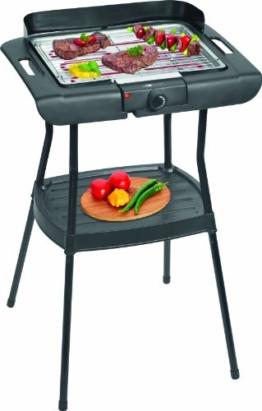 Clatronic BQS 3508 Barbecue-Standgrill - 1